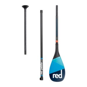 Red Paddle Co Carbon-Carbon 100 2021 3pc Paddel – Camlock (3-teilig)