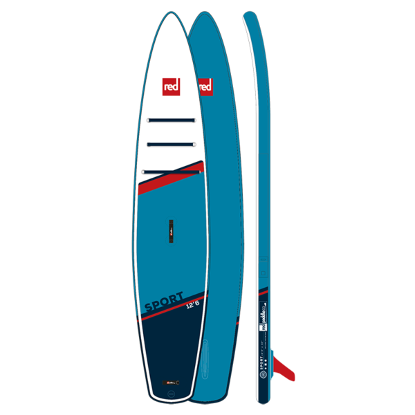 """Red Paddle Co SPORT 12'6"""""""