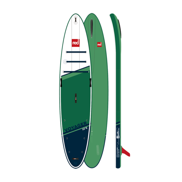 """Red Paddle Co VOYAGER 12'6"""""""