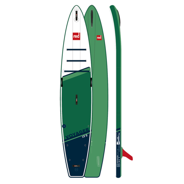 """Red Paddle Co VOYAGER+ 13'2"""""""
