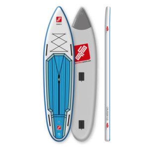 GTS Cruiser 11.6 Surf mit Centerfinne