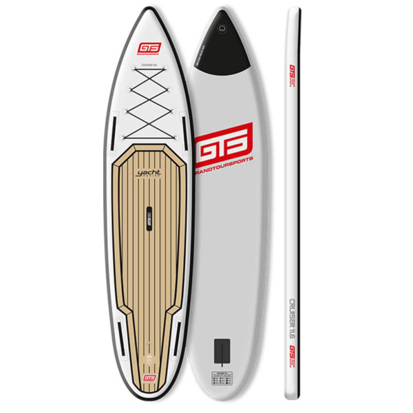 GTS Cruiser 11.6 Yacht Design SUP